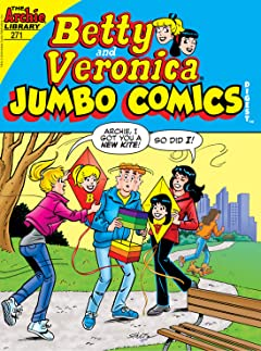 Betty & Veronica Double Digest No.271