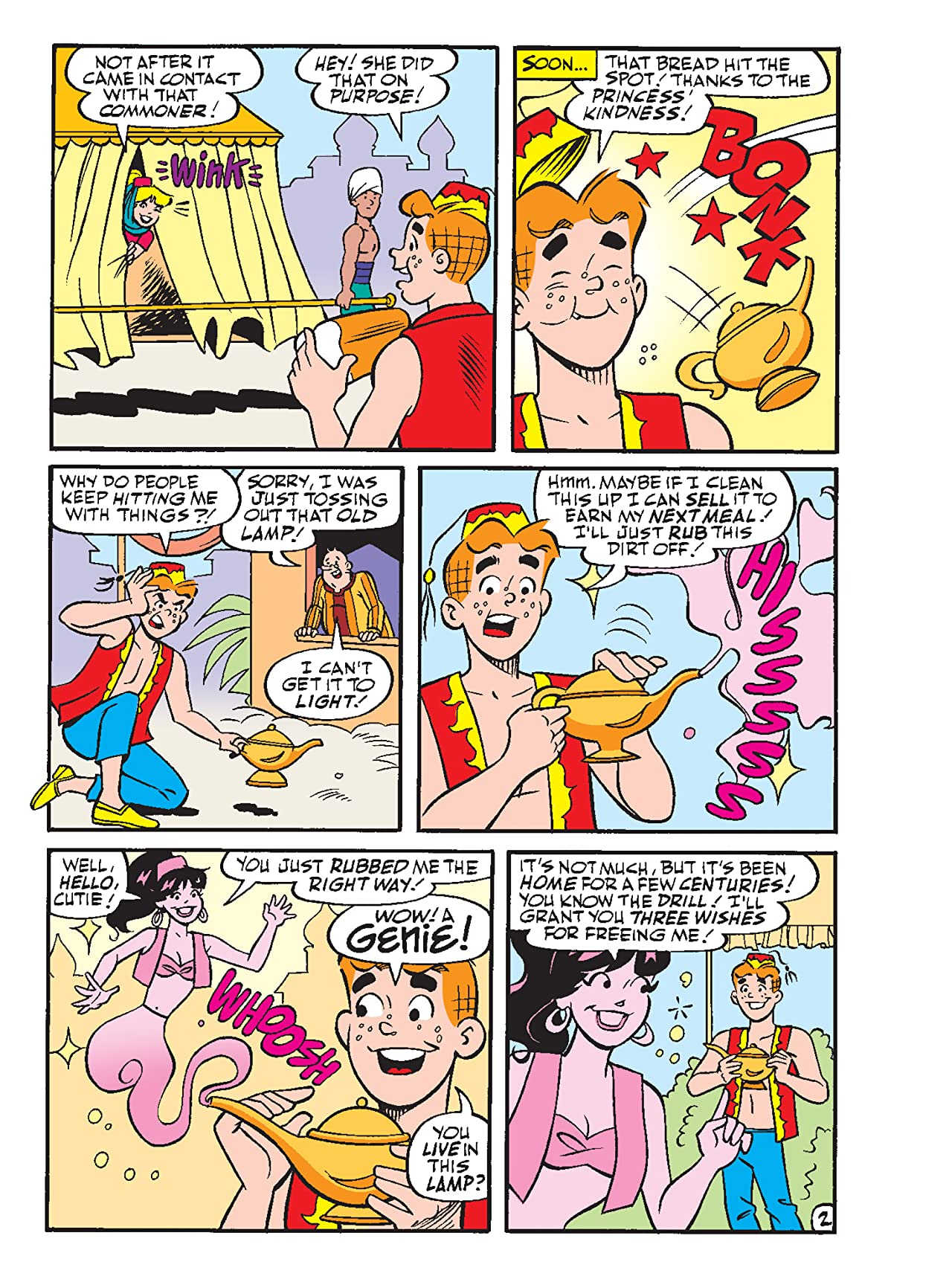Betty & Veronica Double Digest #271