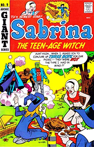 Sabrina the Teenage Witch (1971-1983) #9