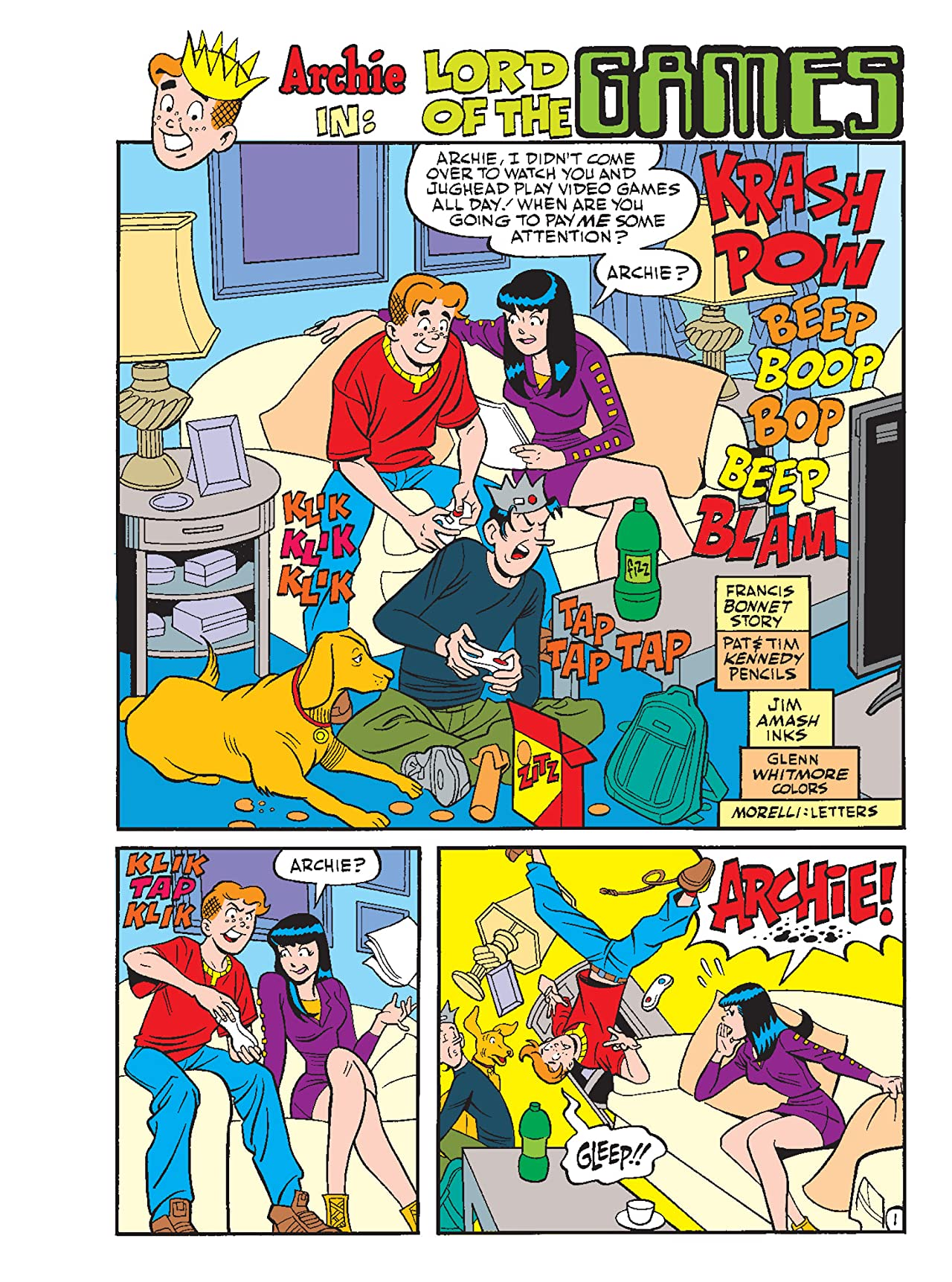 Archie Double Digest #297