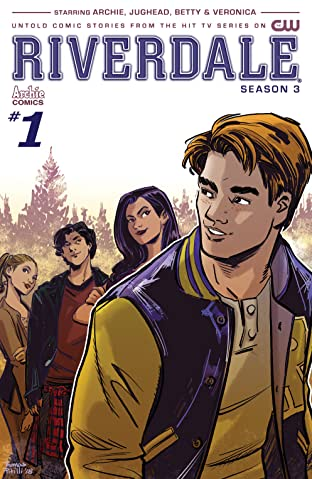 Riverdale: Season Three No.1