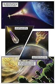 Carson of Venus: The Flames Beyond #2