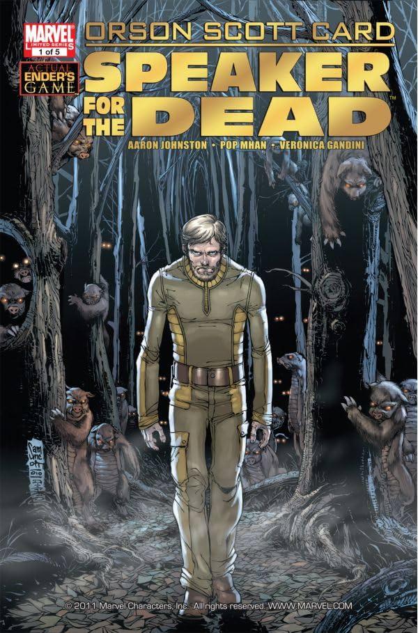 Orson Scott Card's Speaker For the Dead #1 (of 5)