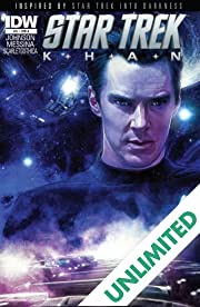 Star Trek: Khan #5 (of 5)