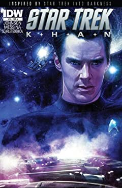 Star Trek: Khan No.5 (sur 5)