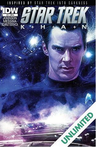 Star Trek: Khan #5 (of 5)