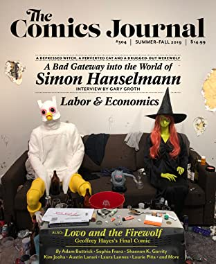 The Comics Journal #304