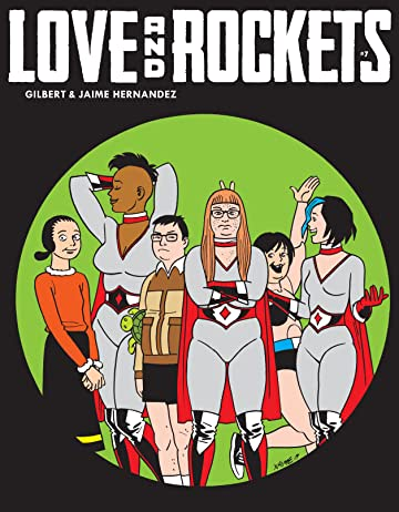 Love and Rockets Vol. IV #7