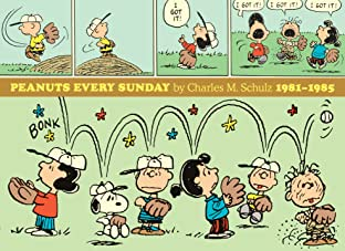 Peanuts Every Sunday Vol. 7: 1981–1985