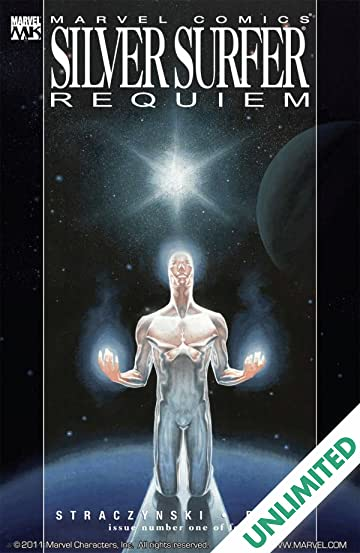 Silver Surfer: Requiem #1 (of 4)