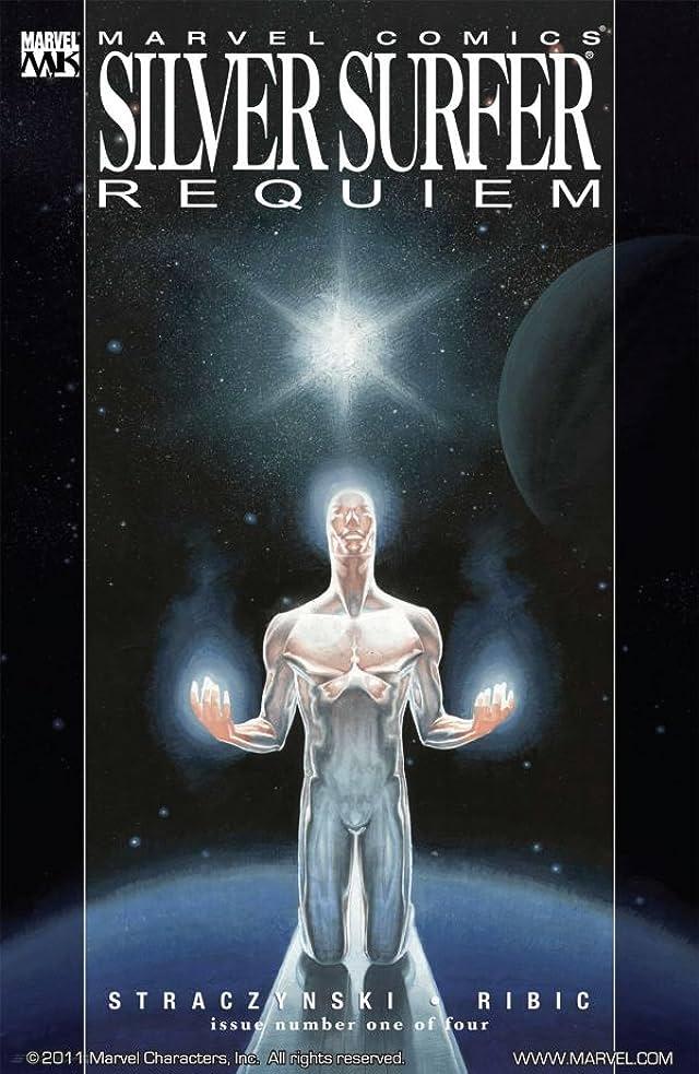 Silver Surfer: Requiem #1