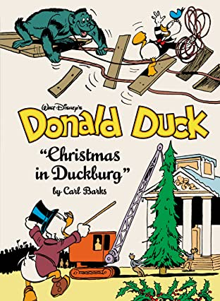 Walt Disney's Donald Duck Vol. 21: Christmas in Duckburg