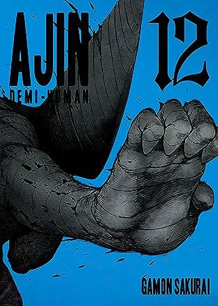 AJIN: Demi-Human Vol. 12