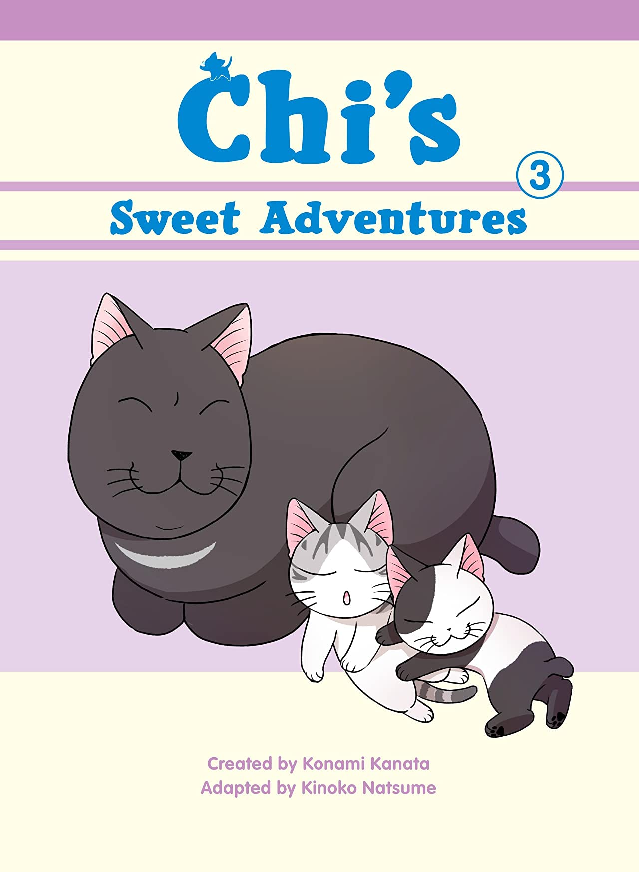 Chi's Sweet Adventures Tome 3