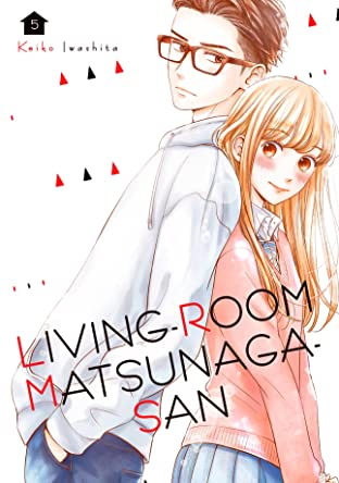 Living-Room Matsunaga-san Vol. 5