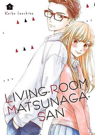 Living-Room Matsunaga-san Tome 5