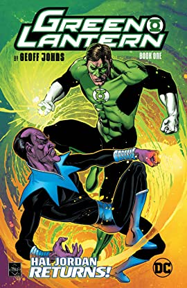 Green Lantern by Geoff Johns Book One