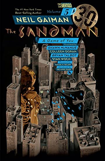 Sandman Tome 5: A Game of You - 30th Anniversary Edition