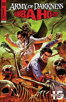 Army of Darkness/Bubba Ho-Tep #2
