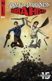 Army of Darkness/Bubba Ho-Tep #3