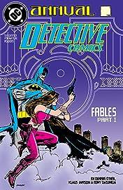 Detective Comics (1937-2011) Annual #1
