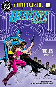 Detective Comics (1937-2011) Annual No.1