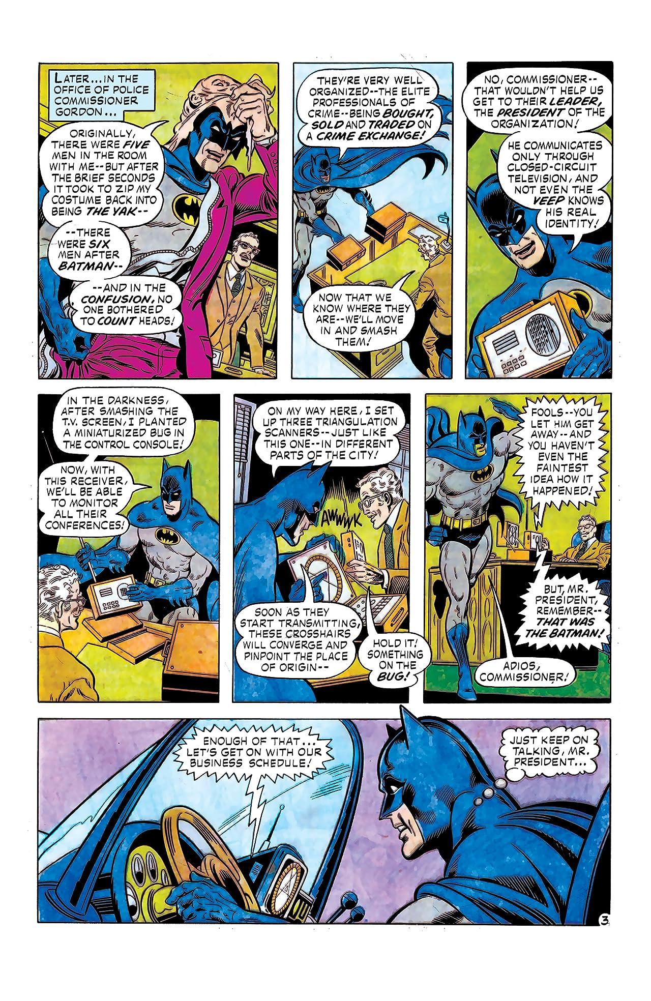 Detective Comics (1937-2011) #453