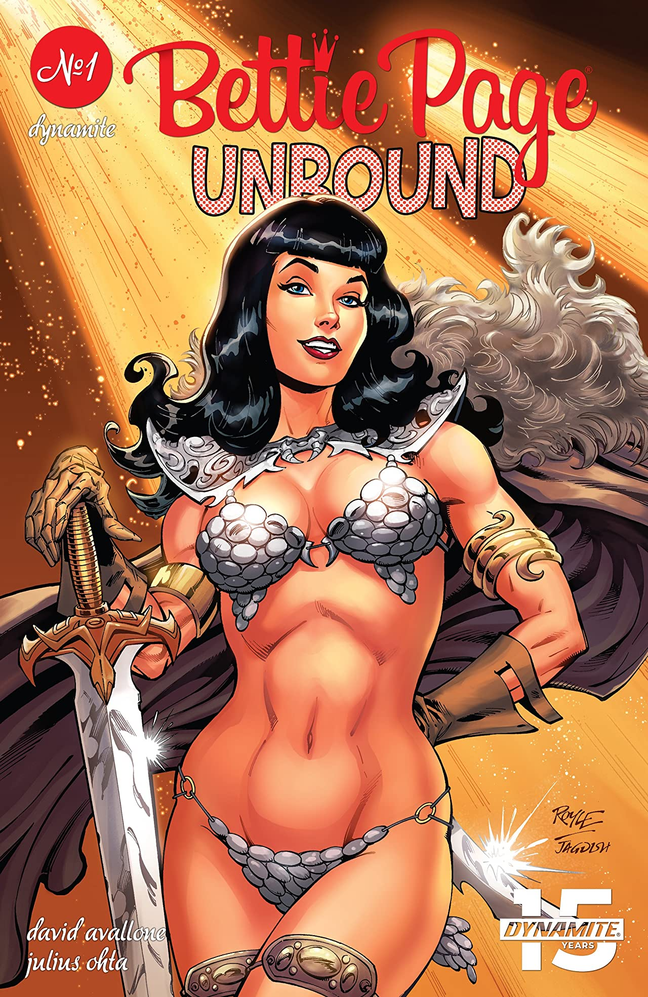 Bettie Page: Unbound No.1