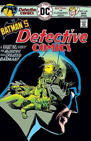 Detective Comics (1937-2011) #457
