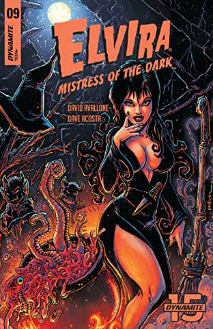 Elvira: Mistress Of The Dark #9