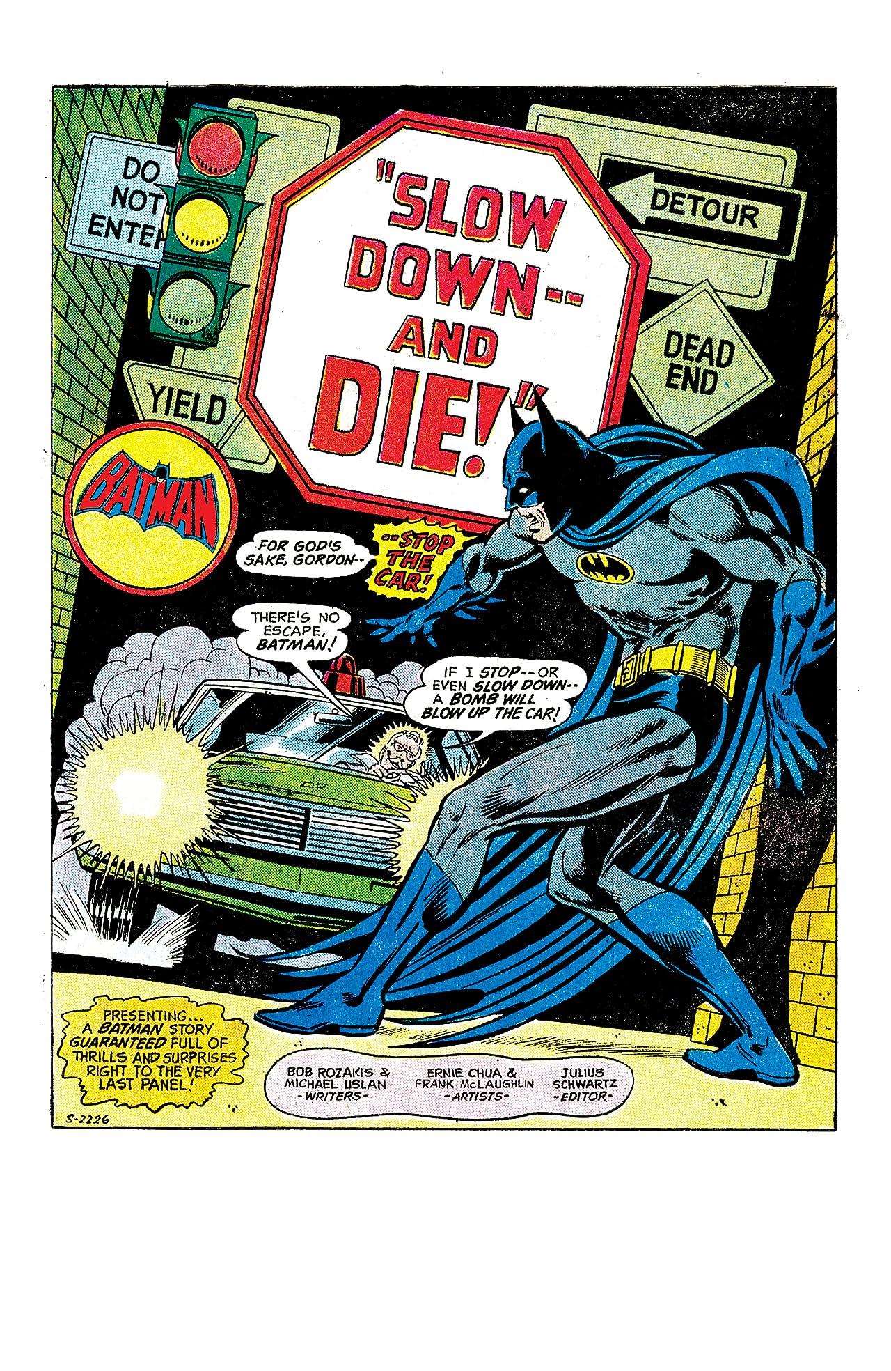 Detective Comics (1937-2011) #460
