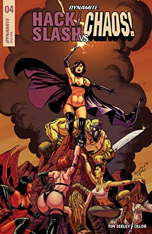 Hack/Slash vs. Chaos #4