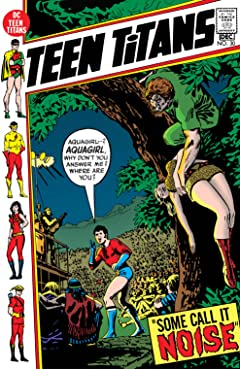 Teen Titans (1966-1978) No.30