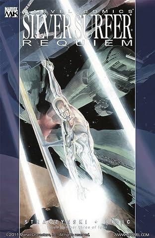 Silver Surfer: Requiem No.3 (sur 4)