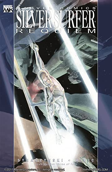 Silver Surfer: Requiem #3 (of 4)