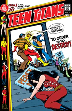 Teen Titans (1966-1978) No.31