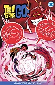 Teen Titans Go! (2013-) #66