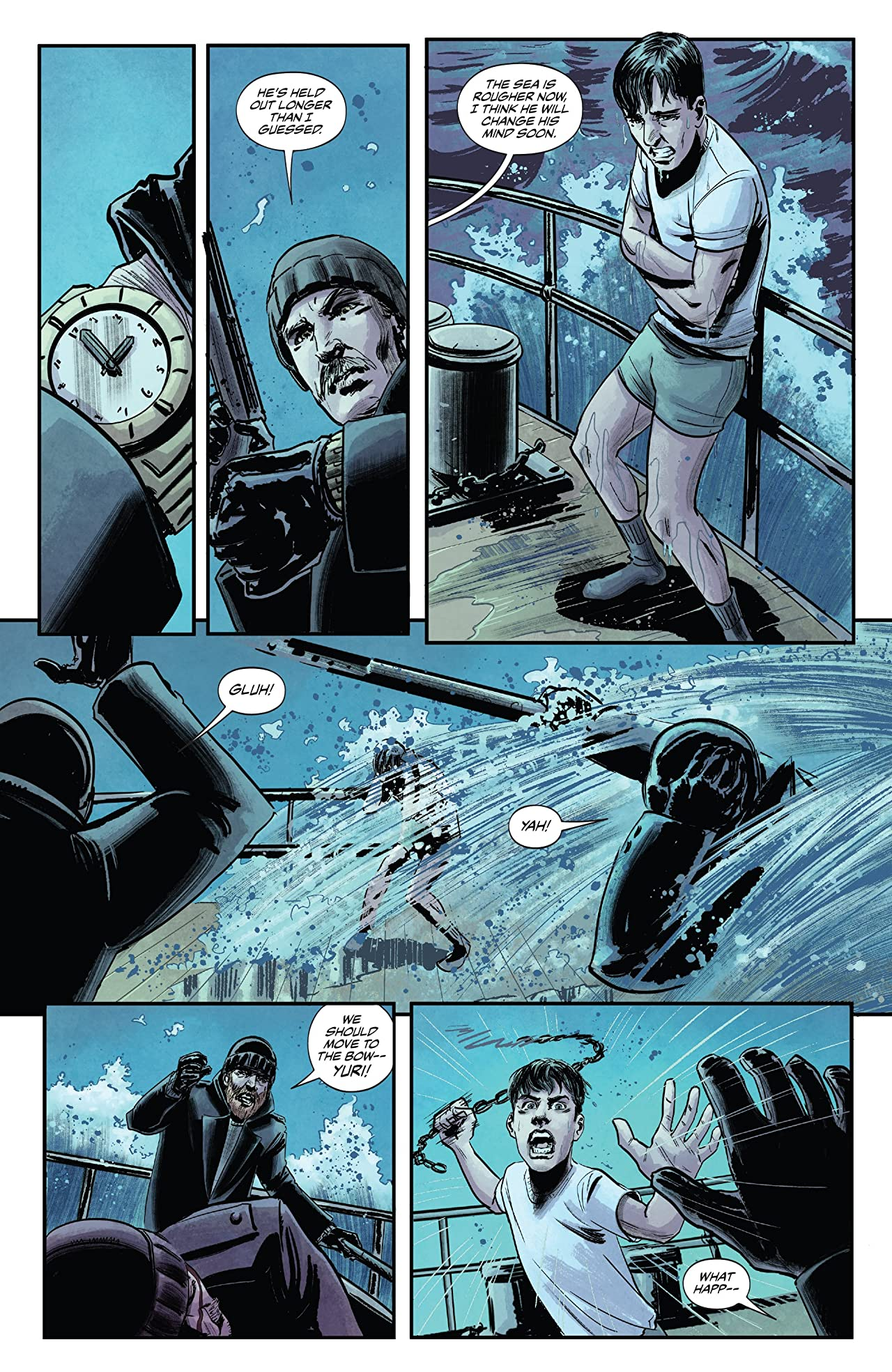 James Bond: Origin (2018-) #8