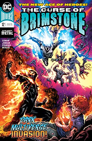 The Curse of Brimstone (2018-) #12