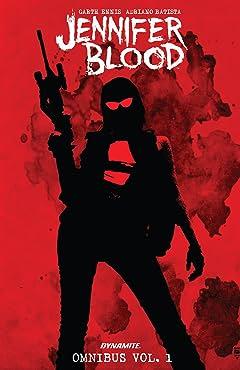 Garth Ennis' Jennifer Blood Omnibus Vol. 1