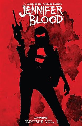 Garth Ennis' Jennifer Blood Omnibus Tome 1