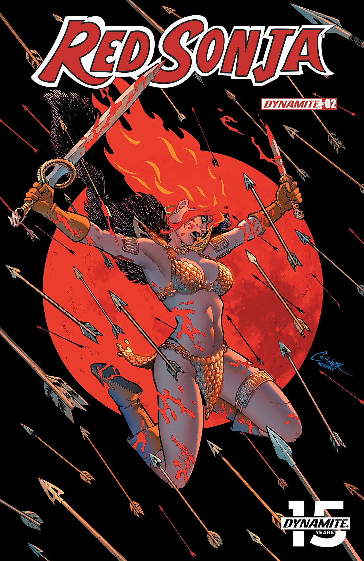 Red Sonja (2019-) No.2
