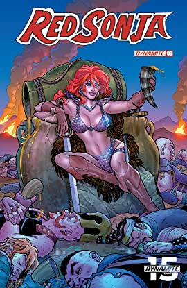 Red Sonja (2019-) #3