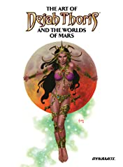 The Art of Dejah Thoris and the World of Mars Vol. 2