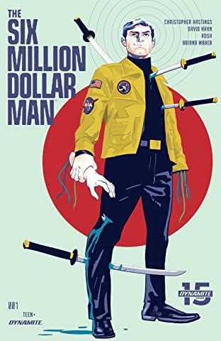 The Six Million Dollar Man (2019-) No.1