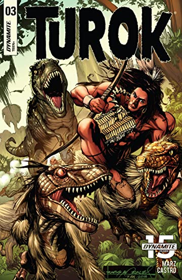 Turok (2019-) #3