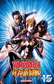 Vampirella vs. Reanimator #4