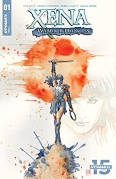 Xena: Warrior Princess (2019-) #1