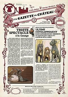 Le Château des Animaux #2: La Gazette du Château