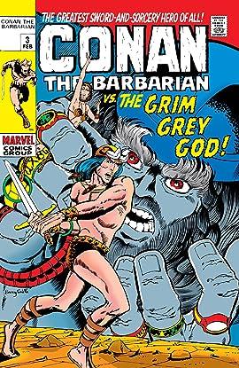 Conan The Barbarian (1970-1993) #3